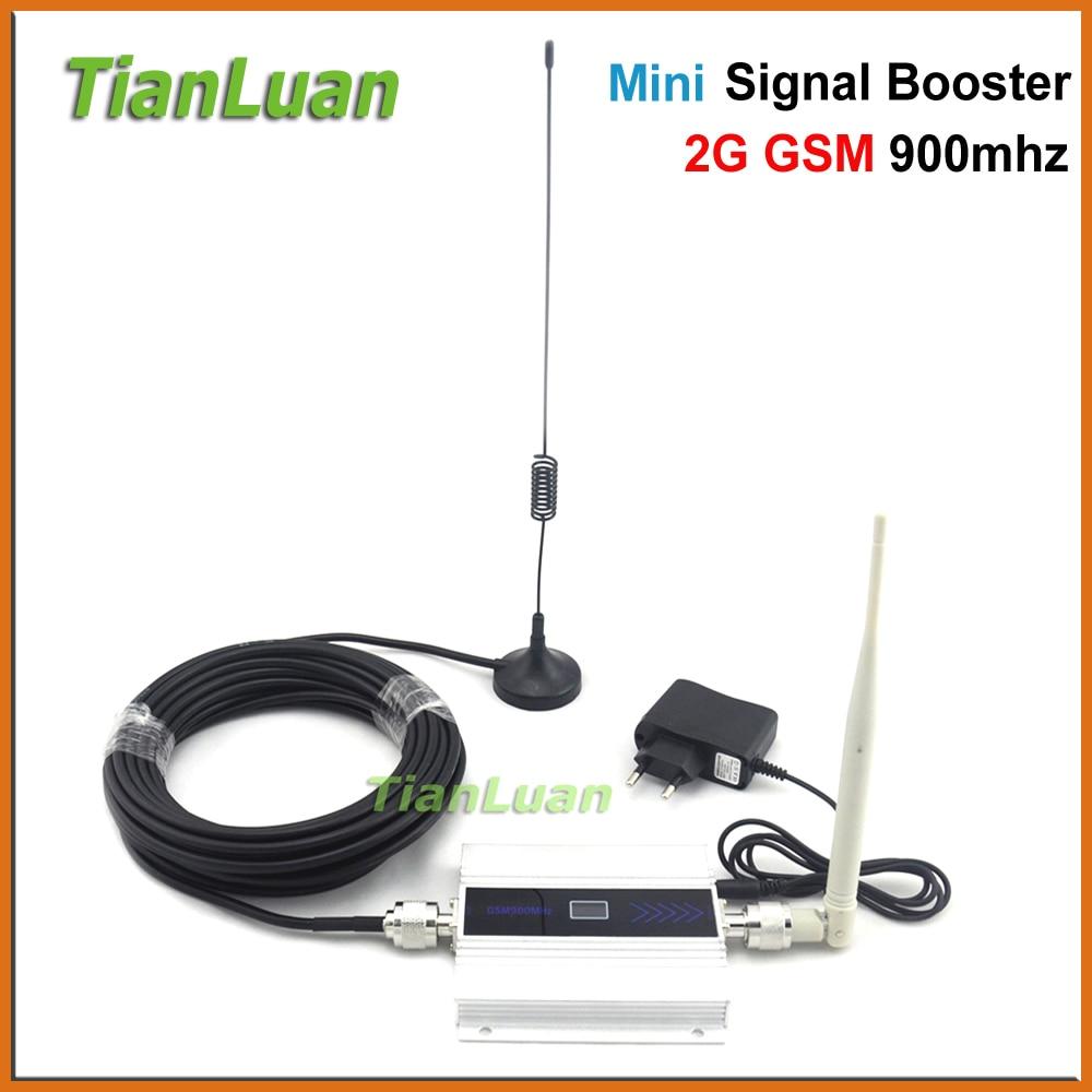 TianLuan GSM 900Mhz Mobile Phone Signal Booster 2G Signal