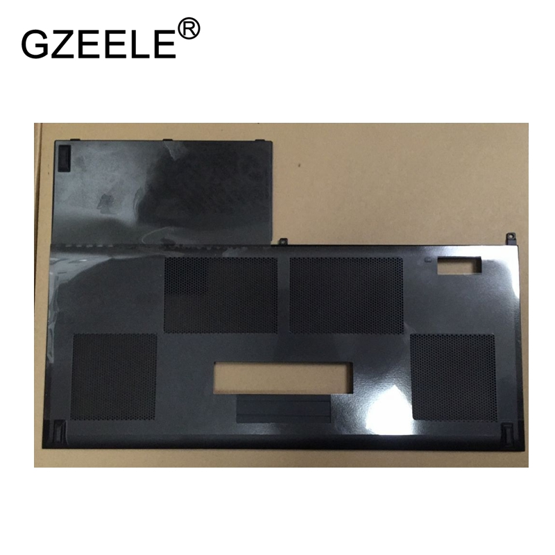 GZEELE new Memory RAM Cover for DELL M6700 Series bottom base cover door HDD Cover Hard Drive Shell black 0F2YMX 1 pcs free shipping new genuine for hp elitebook 2540p 3d drive guard hard drive memory cover door s0p73 p0 5