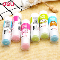 4 Colors 12pcs PVA Solid School Glue Stick Students High Viscosity Office Supplies School Stationery