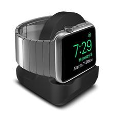 Henzarne Compact Stand Compatible with iWatch1/2/3/4 Support Integrated Cable Management Slot