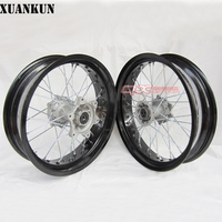 XUANKUN 189 F 1 F 5 Off Road Motorcycle Modified 17 Inch Road Plate Pulley Wheel Hub Sssembly 2.5 17 AND 3.5 17