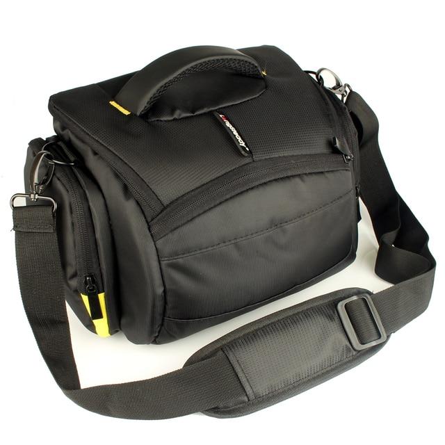 Чехол на плечо для цифровой зеркальной камеры, водонепроницаемый чехол для Nikon D3300, Canon 200D, Pentax, Sony, Fujifilm XE3, Olympus