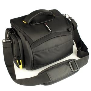 Image 1 - DSLR Camera Case Shoulder Bag Waterproof for Nikon D3300 Canon 200D Pentax Sony Fujifilm XE3 Olympus Cover