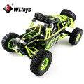 WLtoys 12428 de alta Velocidade Carros RC 1/12 4WD RC Crawler Carro Com DIODO EMISSOR de Luz RTR 2.4 GHz RC Car Racing Radio Control Carros VS WLtoyA979