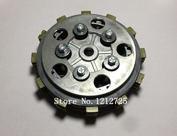 Apply To Suzuki EN150 Motorcycle Clutch EN 150 Balance Shaft Engine Clutch