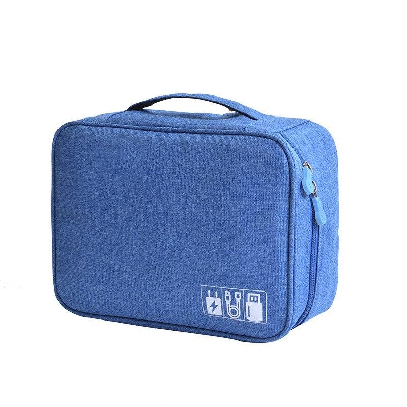 Shock resistant digital package travel electronic storgage bag power bank data storage bag waterproof tools organizing bag in Storage Bags from Home Garden