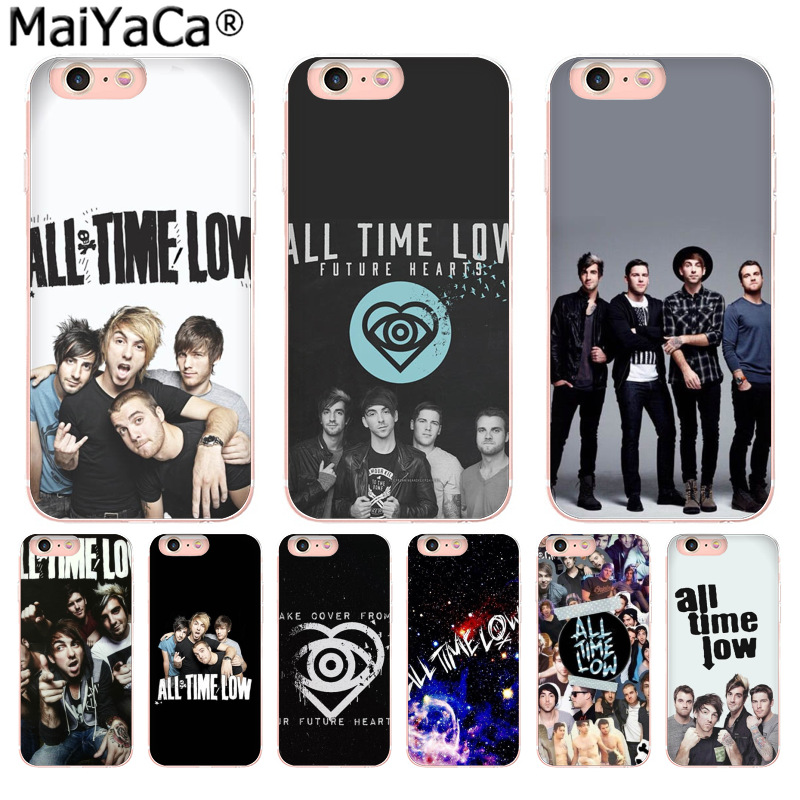 MaiYaCa all time low New Arrival Fashion phone case cover for iphone 11 pro 8 7 66S Plus X 10 5S SE XS XR XS MAX mobile cover image
