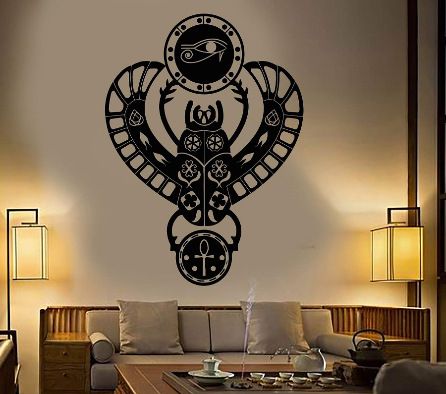 Collectables Ancient Egyptian Ankh Wall Plaque Indoor Home Egyptian Culture Wall Decor Egyptian Collectables Utit Vn