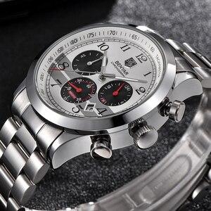 Image 5 - Relojes 2018 BENYAR Watch Men Fashion Sport Quartz Mens Watches Top Brand Luxury Business Waterproof Watch Relogio Masculino