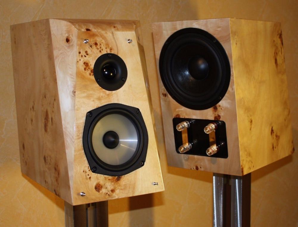 Mistral BOW-III 8 ohmios Altavoces de estantería de alta fidelidad - Audio y video portátil