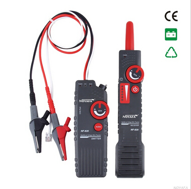 Free shipping, Noaya NF-820 High & Low Voltage Wire Tracker Underground Cable Wire Locator Test Metal Pipes, Electrical Wires цена