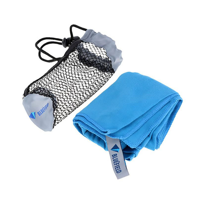 Cooling Towel Microfiber Antibacterial Ultralight Compact Quick Drying Towel with Bag Camping Hiking Travel Kits New