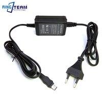 AC L100 ACL100 AC L10 AC L15 L10 L15 L100 Camera Adaptador AC para Sony Cybershot DCR TRV MVC FD DSC S30 DSC F707 DSC F717 DSC F828|ac adapter with usb port|ac adapter dell|ac adapter inspiron 1525 -