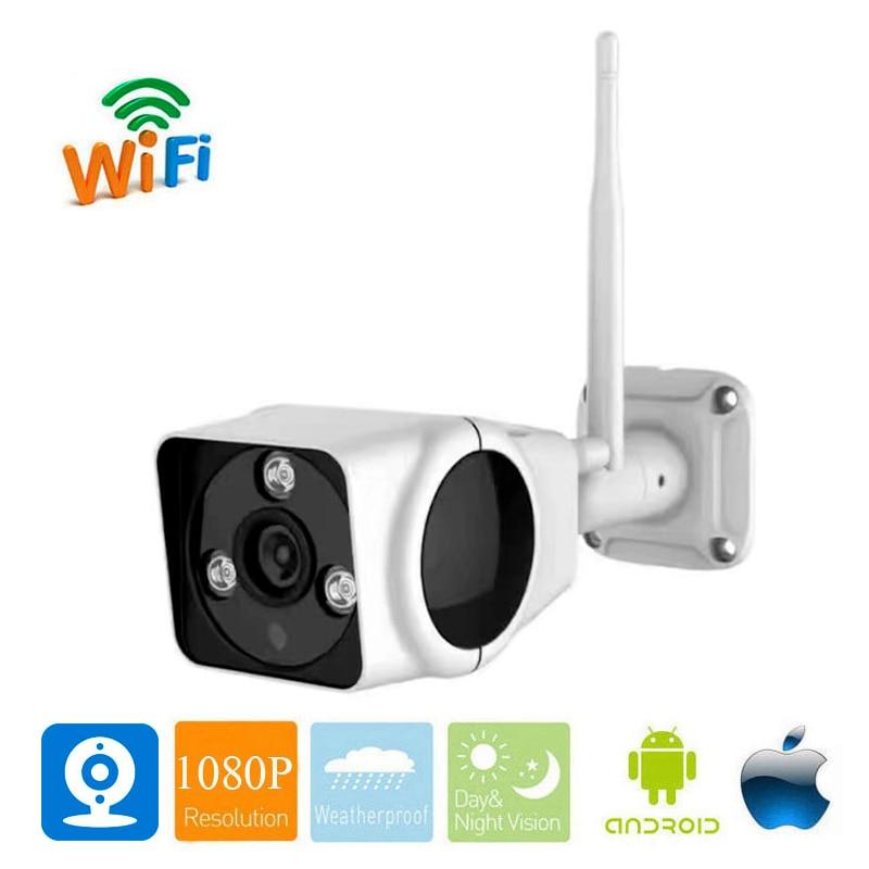 2MP 1080P Wifi Camera 2 0mp Outdoor Waterproof IP Camera 360 degree Panorama Camera VR Cam