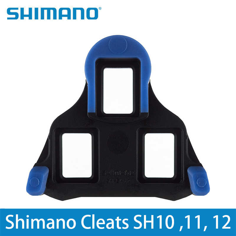 26081ee2a489 ... Shimano SPD SL Cleats SM-sh10 sh11 sh12 Bicycle Road Pedal Cleats Bike  Dura Ace