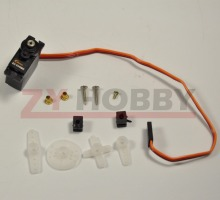 12.5g/ 2.5kg/0.14 sec DS-939MG 22.5X11.5X24.6mm Metal Gear Micro Servo