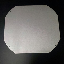 3 D printer parts DIY heated bed plate Aluminium Build Platform for Reprap font b Rostock