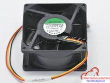 New Original SUNON PSD1208PMB3-A DC12V 0.46A 80*80*38MM 8CM Computer server cooling fan