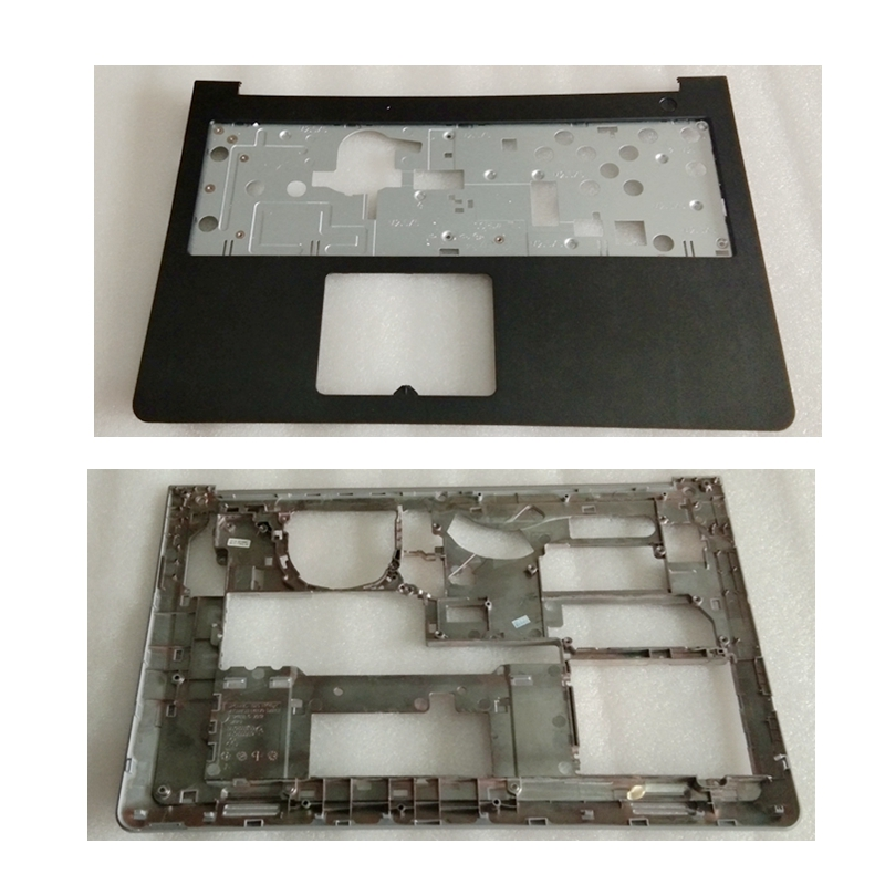 New For Dell <font><b>Inspiron</b></font> 15-5000 5545 <font><b>5547</b></font> 5548 15M Laptop Palmrest Upper case/Base Bottom Cover Lower Case/Touchpad DP/N 0WHC7T image