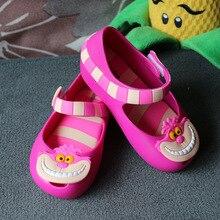 2016 kids Girls sandals jelly shoes Satin bow PVC soft outsole children sandals Rain shoes