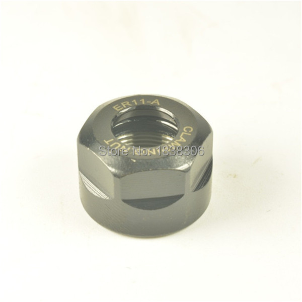 5X ER11 A M14* 0,75 Mutter Spannmutter für CNC Fräsen Spannzange Drehmaschine TD