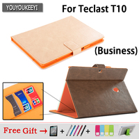 High Quality Business Pu Leather Protective Case Stand Cover For Teclast T10 Tablet PC Cover Case