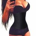 Las mujeres más el tamaño de la talladora cintura trainer torso largo entrenamiento cinturón faja de cintura del corsé que adelgaza tummy fajas fajas fajas reductoras