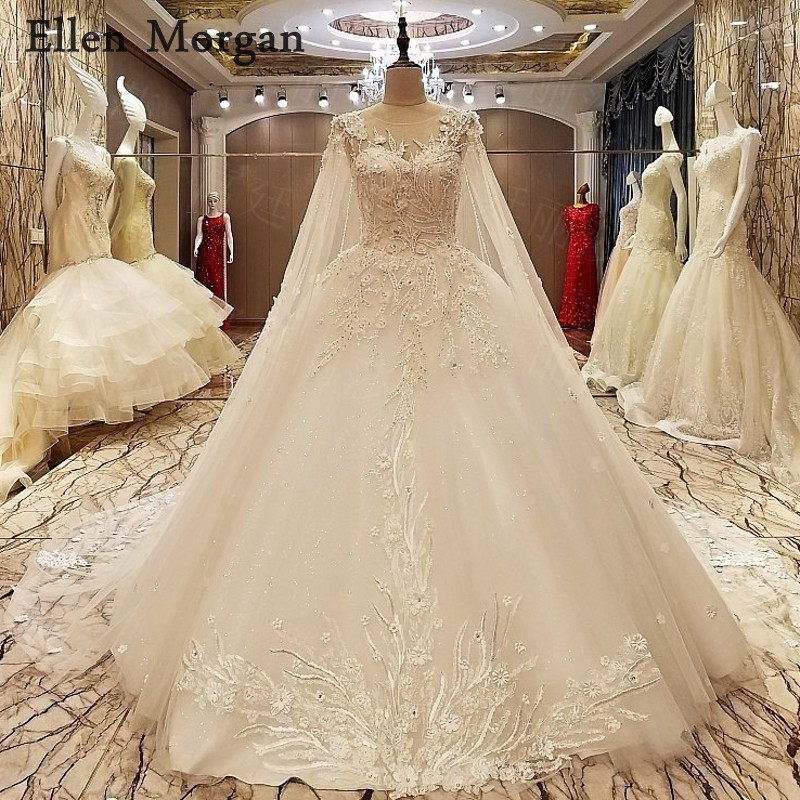Discount Designer Wedding Gowns: Aliexpress.com : Buy Cheap Lace Ball Gowns Wedding Dresses