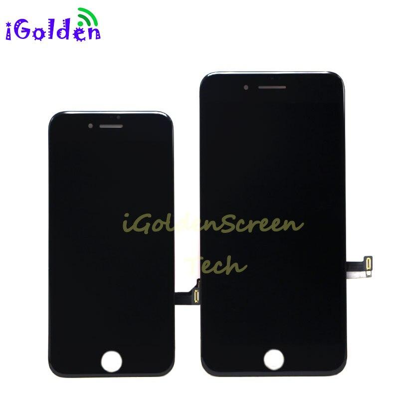 100% テストオリジナル OEM 最高品質の液晶 iPhone 8 グラム 8 プラス 8 1080P 8 + Lcd ディスプレイタッチスクリーンデジタイザアセンブリの交換  グループ上の 携帯電話 & 電気通信 からの 携帯電話用液晶ディスプレイ の中 1