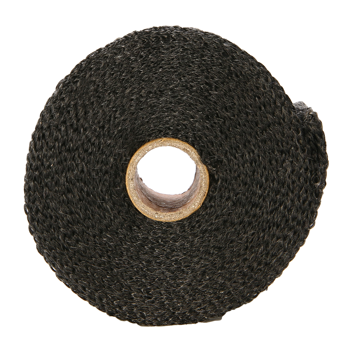 1pcs Black 5CM*5M Exhaust Header Heat Wrap With 6pcs Stainless Cable Ties Car Accessories High Quality