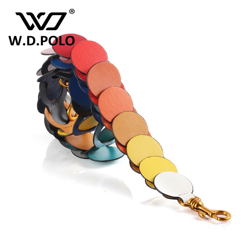 WDPOLONew real leather women handbag strap fully handmade lady stripe shoulder bag worthy to own boutique bag hot Z1108 yuanyu 2018 new hot free shipping real python leather women clutch women hand caught bag women bag long snake women day clutches