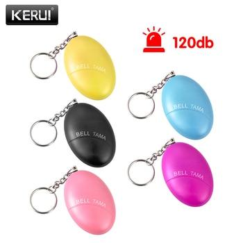 5pcs Personal Alarm For Women Defensa 120db Self Defense Keychain Kids Girls Elderly - discount item  15% OFF Self Defense Supplies