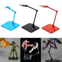 Modelo de suporte engraçado suporte de alma suporte para o palco ato robô saint seiya brinquedo figura