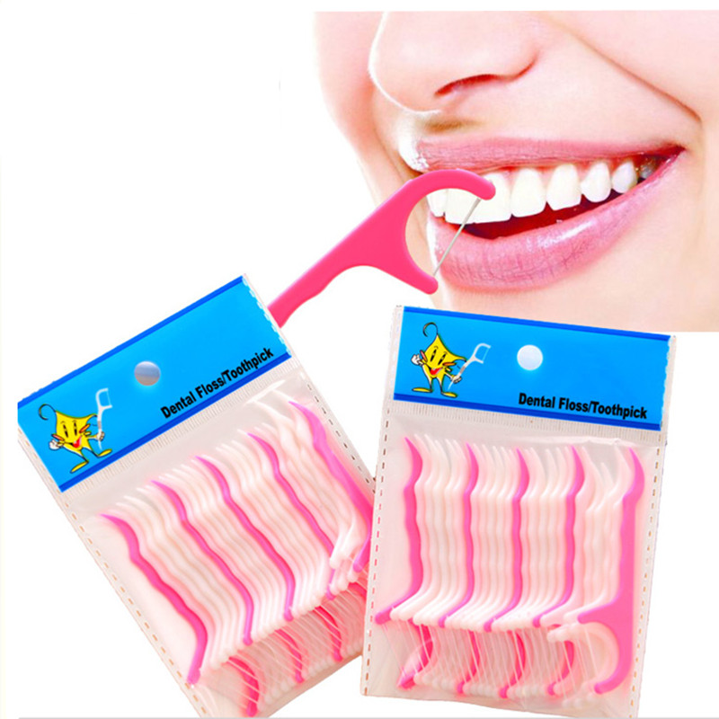 Diszipliniert Neue 200 Teile/los Mundhygiene Zahn Flosser Sticks Dental Floss Wasser Zahnseide Flosser Zähne Holen Zahnstocher Direktverkaufspreis Dental Flosser