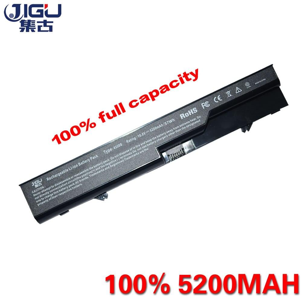 JIGU 5200mah Laptop <font><b>Battery</b></font> For HP/compaq 320 <font><b>321</b></font> 325 326 420 421 425 620 621 625 PH06 PH09 HSTNN-UB1A HSTNN-Q78C 593573-001