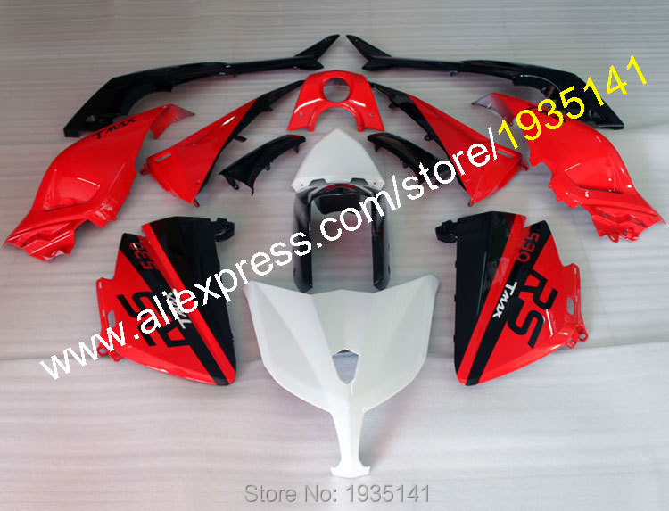 Hot Sales,For Yamaha TMAX530 Parts 2012-2014 TMAX 530 12-14 TMAX-530 Motorcycle body aftermarket kit Fairing (Injection molding) hot sales cheap price for yamaha tmax 530 2012 2014 t max 530 tmax530 matte black sport bike abs fairing injection molding