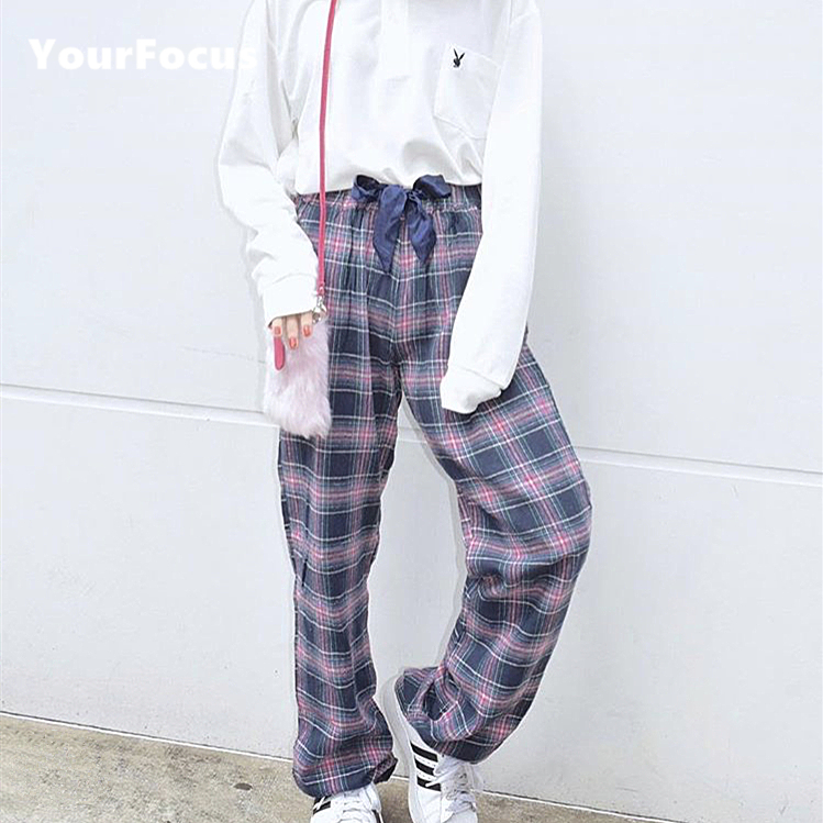 Compare Prices on Pink Plaid Pants- Online Shopping/Buy Low Price ...