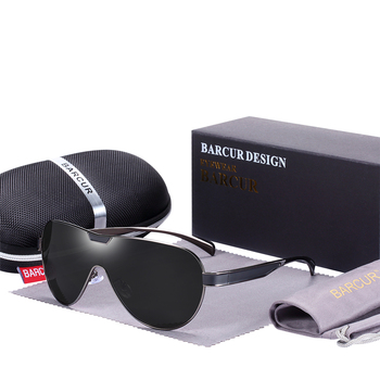 BARCUR Driving Polarized Sunglasses  4