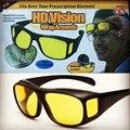 2019 nuevo HD noche visión gafas Multi-función de noche de conducción gafas hombres UV protección hombre gafas de sol Retro