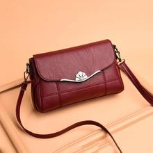 Women's Designer Shoulder Bag – Fashion Handbag and Purse – PU Leather Crossbody Bag
