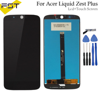 For Acer Liquid Zest Plus Z628 LCD Display+Digitizer Panel Screen Assembly Spare Parts For Acer Zest Plus lcd with Tools