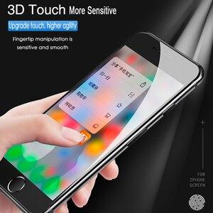 Image 5 - نوهون شاشة آيفون 6 6S LCD/عرض آيفون 6 6S زائد استبدال الأصلي ثلاثية الأبعاد تعمل باللمس الزجاج محول الأرقام الجمعية AAAA + الإطار