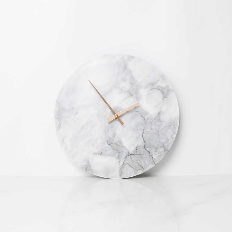 decorative kitchen decor.htm marble clock minimalist modern design wall clocks kitchen art  marble clock minimalist modern design