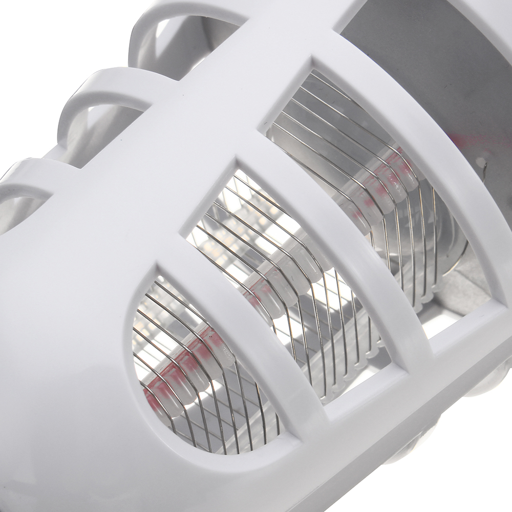 E27 LED Mosquito Killer Bulb 8W Fly Bug Insect Repellent Bulb Plant Grow Light for Indoor Sleeping Lamp AC110V/220V