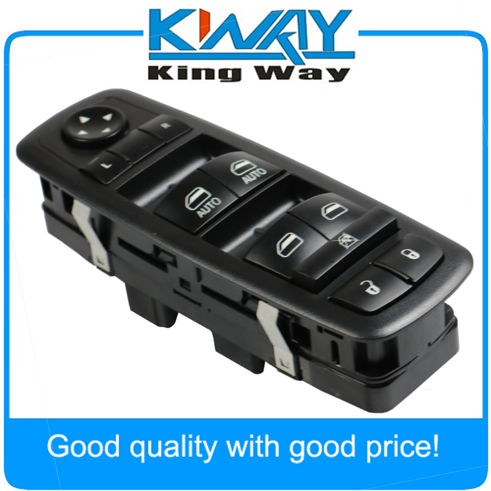 Auto Replacement Parts Free Shipping-brand New Master Power Window Switch 04602533af Fit For Dodge Journey/nitro Jeep Liberty