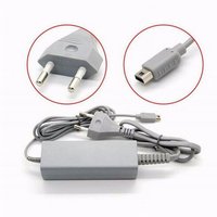 New EU US Type Plug Wall AC Adapter Power Charger For Nintendo Wii U Gamepad For