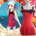 anime K Kushina Anna summer style bikini swim suit Cosplay Costume Halloween costume for women