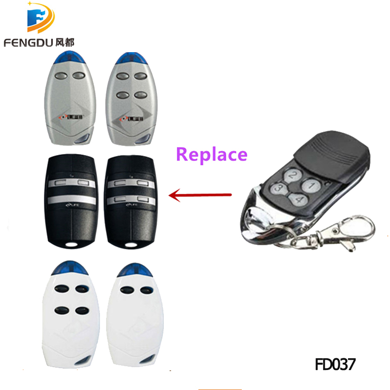 Fido 4 Well-Educated 10pcs Free Shipping Compatible Life Fido 2 Remote Control Replacement Clients First Vip 2 Vip 4