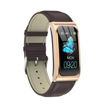 Womens Running Smart Watch 1.14″ HD Display IP68 Waterproof Heart Rate Stopwatch Alarm Clock Fitness Tracker Android 4.4+ IOS 9+