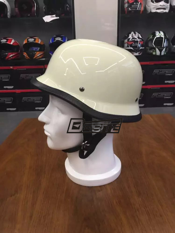 Motorcycle helmet German half face Helmet Vintage Motorcycle half helmet and Japan Helmet 1000m motorcycle helmet intercom bt s2 waterproof for wired wireless helmet